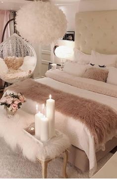 40 Cozy Home Decorating Ideas for Girls' Bedrooms. 40 Cozy Home Decorating Ideas for Girls' Bedrooms Dream Rooms, Dream Bedroom, Woman Bedroom, Pretty Bedroom, Magical Bedroom, Cozy Home Decorating, Decorating Ideas, Decorating Websites, Bedroom Decor For Teen Girls