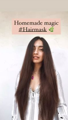 Hair Mask For Growth, Hair Remedies For Growth, Hair Care Recipes, Hair Care Tips, Diy Hair Mask, Hair Masks, Hair Tips Video, Hair Growing Tips, Diy Hair Treatment
