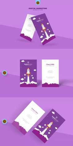 Digital marketing business card template ai unlimiteddownloads digital marketing business card template ai cheaphphosting Image collections