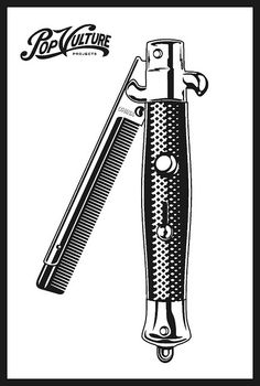 switchblade illustration - Google Search