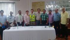 Periodismo sin Censura: Alfredo de la Cruz Fuentes Cal firme en sus compro...