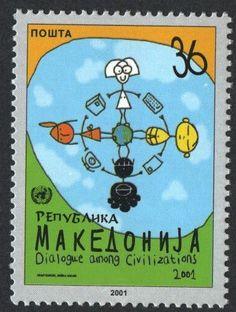 Guyana 2001 Heidi Hello Kitty MNH Stamp Souvenir Sheet
