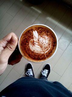 Just latte