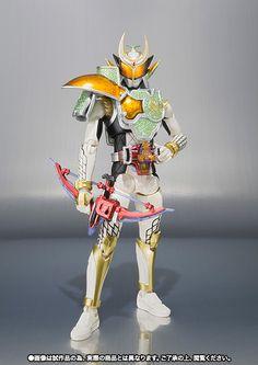 Kamen Rider Zangetsu Shin - August 2014