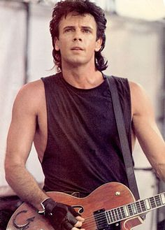 Rick Springfield guest stars on The Queen Latifah Show this week for throwback Thursday!