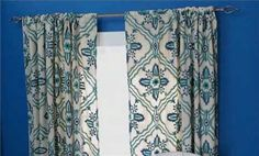 Watch How to Hang Curtains in the Better Homes and Gardens Video