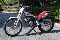 Honda TLM 260R 1989