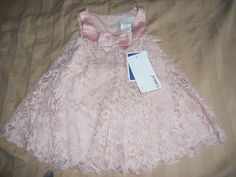 New Baby Girl Dress by Camilla, size 0 / 3 months
