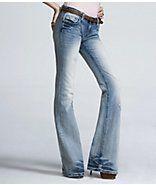 Flared Jeans #Expressjeans