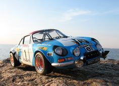 Renault Alpine Tour de Corse 73 - Automotive Forums .com Car Chat