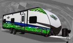 The All New IGNITE Toy Hauler By LIVIN LITE