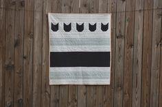 Portland Quilt - Modern Quilts - Fort Cotton Quilt Co.