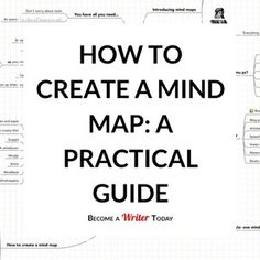 How to Use Mind Maps to Unleash Your Brain's Creativity