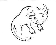 Ox tattoo ver.1 by loveless829