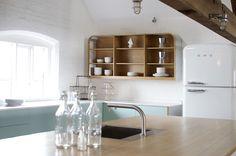Air Kitchen, A Nice Kitchen Design by deVOL