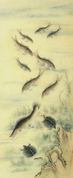 눈물겹도록 눈부신 날들 Japan, Fish, Painting, Animals, Inspiration, Korea, China, Cool Gadgets, Biblical Inspiration