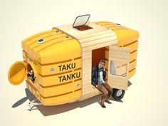 tanku house