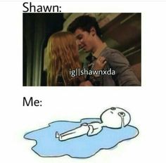 That was me. WAS (cause I know Shawn is mine(