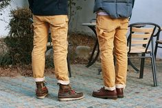 Carhartt pants on a guy...is there anything hotter...no