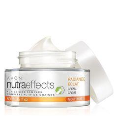 nutraeffects Radiance Night Cream