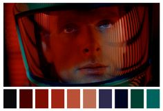 I am a HAL 9000 computer. I became operational at the H. plant in Urbana, Illinois on the of January My instructor was Mr. Langley, and he taught me to sing a song. If you'd like to hear it I can sing it for. Movie Color Palette, Red Colour Palette, Color Combos, Color Schemes, Cinema Colours, Color In Film, House Color Palettes, Color Grading, Photography Illustration