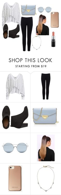 """casual day"" by mamii-karime on Polyvore featuring Wildfox, Warehouse, Saint Tropez, For Art's Sake and Karen Millen"