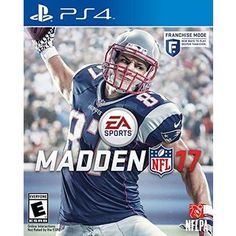 Shop for MADDEN NFL 17 - PS4. Get free delivery at Overstock.com - Your Online…