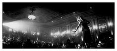Michelle Pfeiffer - photo by Jeff Bridges using Widelux camera