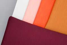 Today Kvadrat announces it has taken a majority stake in the Dutch textile company Febrik. The global leader in design textiles, Kvadrat hereby adds a substantial knit portfolio to its product offering. Raw Color, Orange Color, Color Trends, Color Combos, Textile Company, 2019 Calendar, Product Offering, Color Stories, Color Inspiration