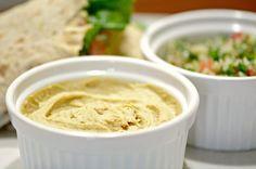 Homegrown Hummus