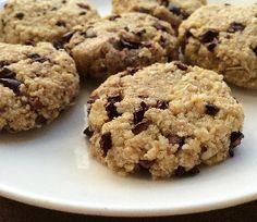 Raw Vegan Chocolate Chip Cookies (Gluten-Free)