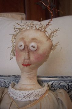 ANTIQUE INSPIRED ANGEL...http://www.primnest.com/artist/32/Primville/