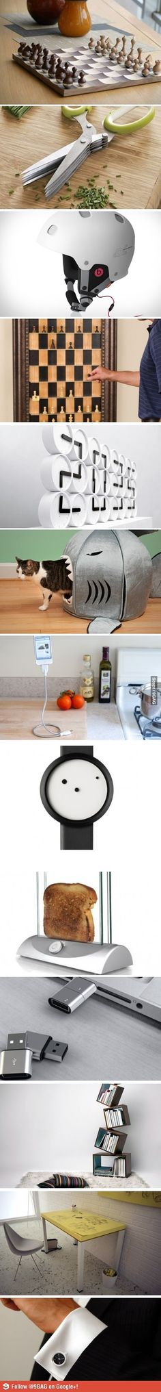 Great new inventions