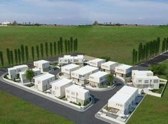 £178,025 - Development Land, Livadia, Larnaca, Cyprus