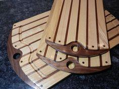 Diy Cutting Board, Wood Cutting Boards, Woodworking Plans, Woodworking Projects, Wooden Cheese Board, Cheese Boards, Carving Board, Woodworking Inspiration, Kitchen Board