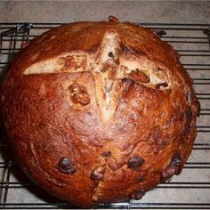 Fig, Anise and Walnut Sweet Bread | Made Just Right by Earth Balance vegan plantbased