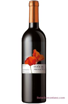 Vino del Somontano Inés de Monclus Reserva (Caja de 6 botellas) - Bebe Somontano vinos del somontano