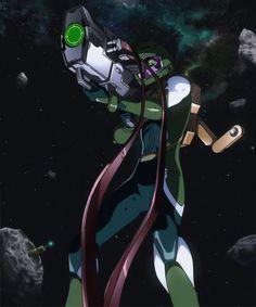 Lockon Stratos (ロックオン・ストラトス Rokkuon Sutoratosu), born Neil Dylandy (ニール・ディランディ Nīru Dirandi) is a 24 year old from the AEU (Ireland). Lockon is a Gundam Meister with Celestial Being and pilot of the GN-002 Gundam Dynames.