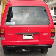 Nissan Ichivan 1987-1992