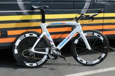 Tom Zirbel's Diamondback Aerostorm, Amgen Tour of California - 2014