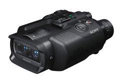 Sony 2D/3D Digital Recording Binoculars