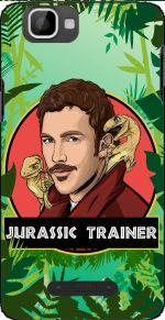 Case Jurassic Trainer for Wiko Rainbow #Jurassic #World #Trainer #ChrisPratt #Rex #Raptors #babies http://www.mobilinnov.com/graphics-jurassic-trainer-phone-iphone-4g.html
