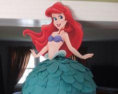 Disney princesa Pinata  Elsa Ana Rapunzel Ariel y mucho