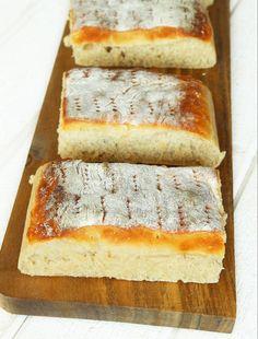 Dessert Recipes, Desserts, Hot Dog Buns, Bread Recipes, Banana Bread, Latte, Food And Drink, Baking, Breakfast