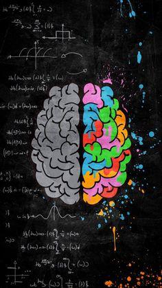 Creative Brain IPhone Wallpaper - IPhone Wallpapers
