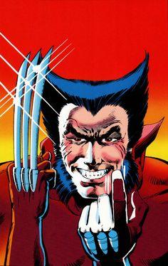 Wolverine (Logan) by Frank Miller