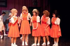 Hairspray Costumes - Gym Clothes these look close to a set that Liz Martin can rent us Broadway Costumes, Theatre Costumes, Group Costumes, Cool Costumes, Amazing Costumes, Costume Ideas, Hairspray Costume, Hairspray Musical, Theatre Stage