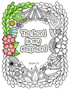 Loss on pinterest grieving friend miscarriage and grief for The lord is my shepherd coloring page