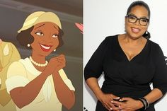 Eudora: Oprah Winfrey - The Voices Behind Your Favorite Disney Characters - Photos