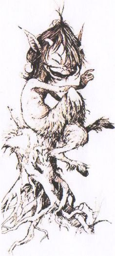 Puck by Brian Froud